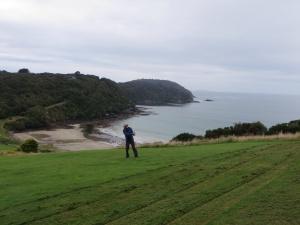 Golfing at Ringaringa Golf Course