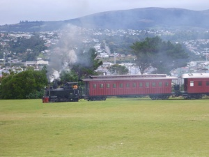 Dunedin Steam Train