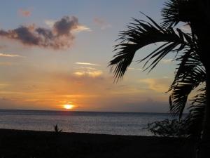 Sunset at Isles Beach