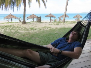 Brian's siesta