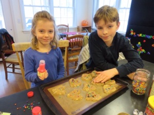 Cookie decorators
